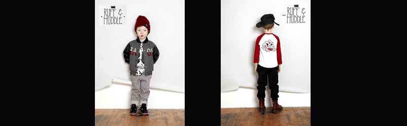 RUFF & HUDDLE children clothing & accessories