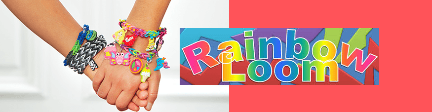 Rainbow Loom kids accessories