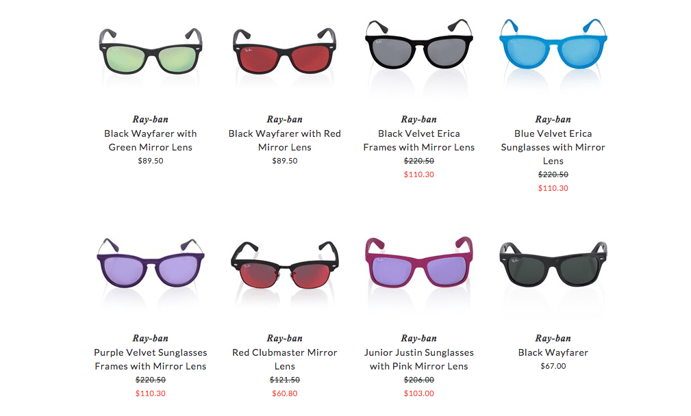 Ray-Ban children sunglasses