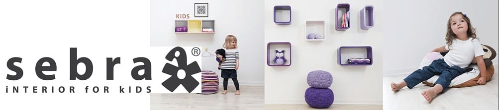 Sebra furniture & accessories for children rooms