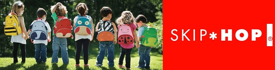 Skip-Hop bags & backpacks for kids