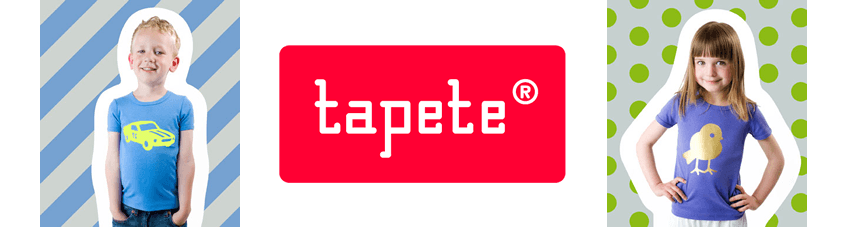 Tapete children t-shirts
