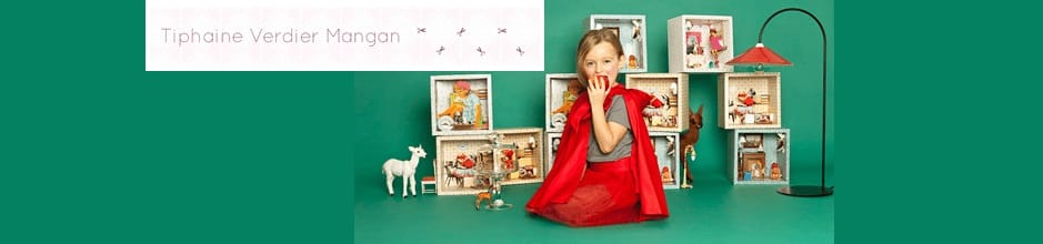 Tiphaine Verdier Mangan decor for children room