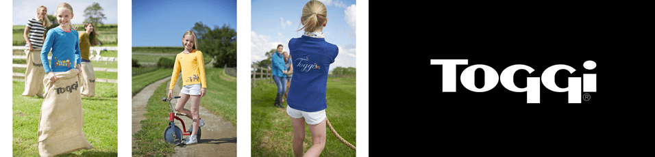 Toggi sport clothing for children