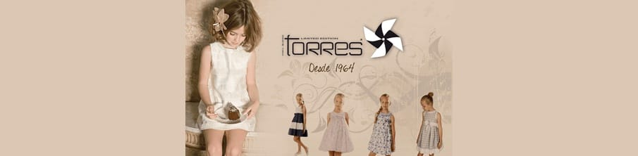Torres girls clothing