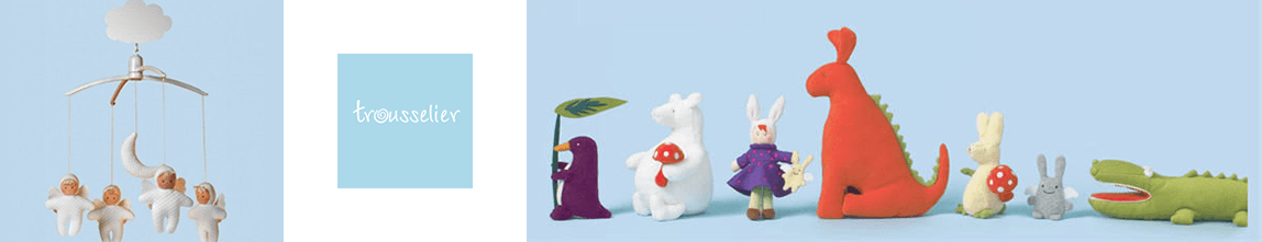 Trousselier toys & gifts for children