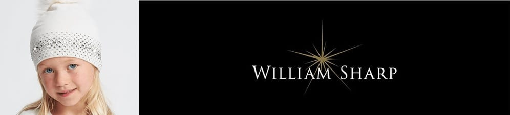William Sharp luxury children clothing & accessories