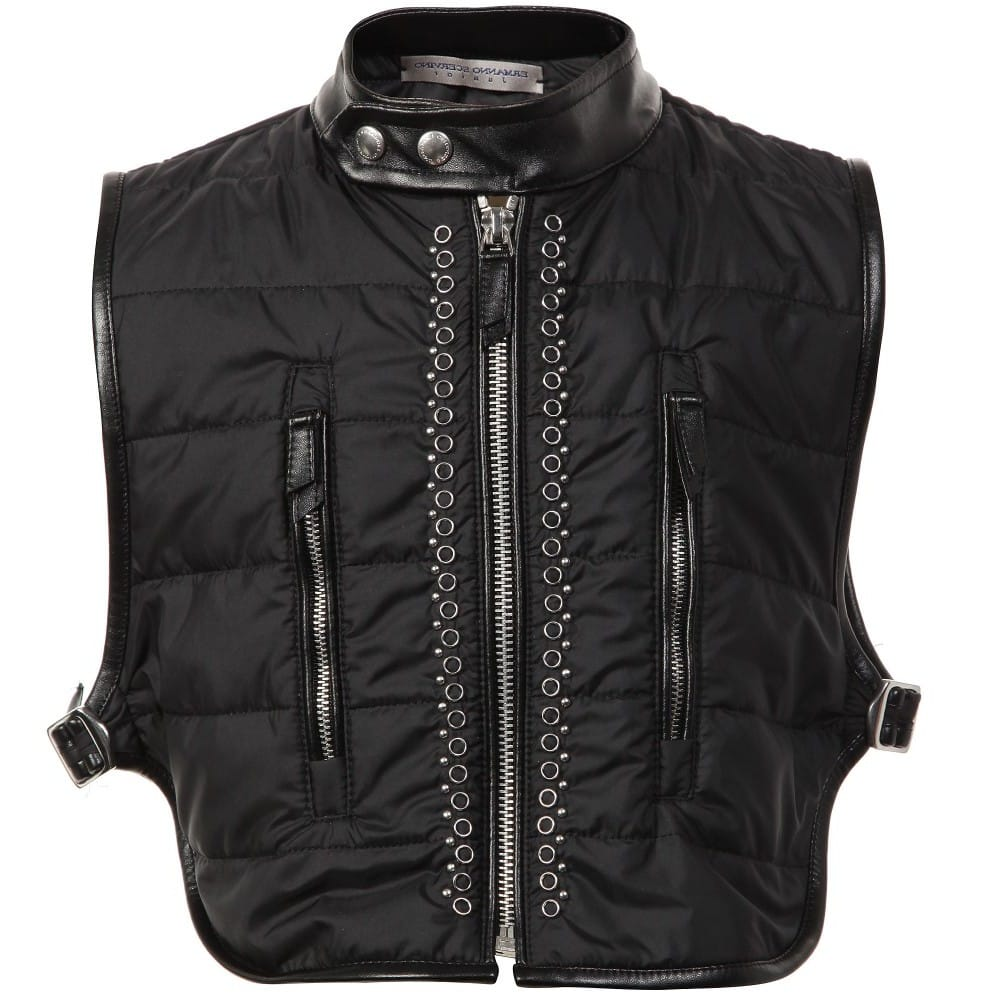 a95f9c3bcf348 ERMANNO SCERVINO Girls Black Jacket with Tassels · Jackets short.  Quickview. Quickview