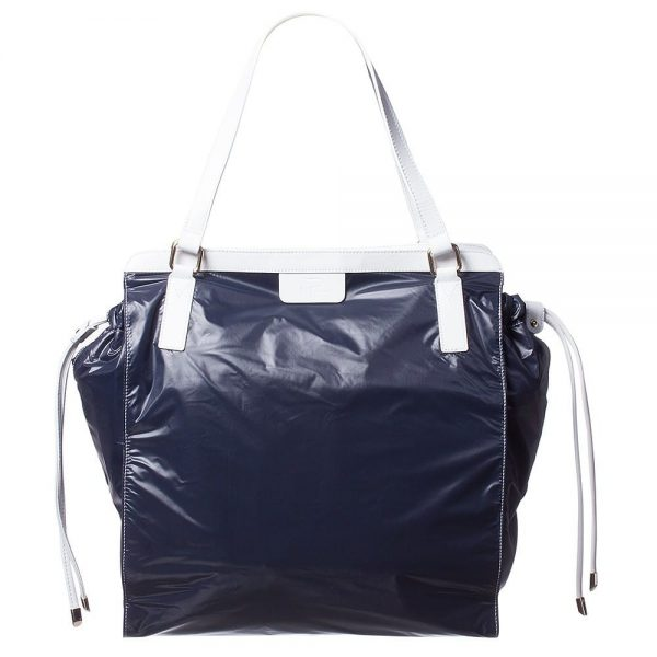 FAY Navy Blue Baby Changing Bag (41cm)