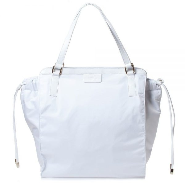 FAY White Baby Changing Bag (41cm)