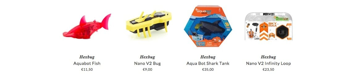 Hexbug children toys