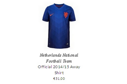 Hollands National Football