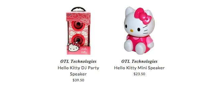 OTL Technologies kids audio accessories
