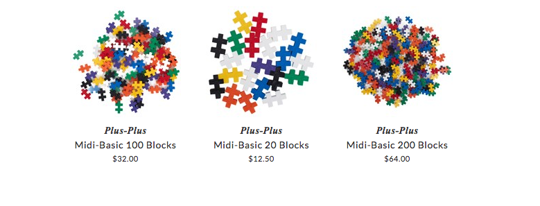 Plus-Plus original kids toys