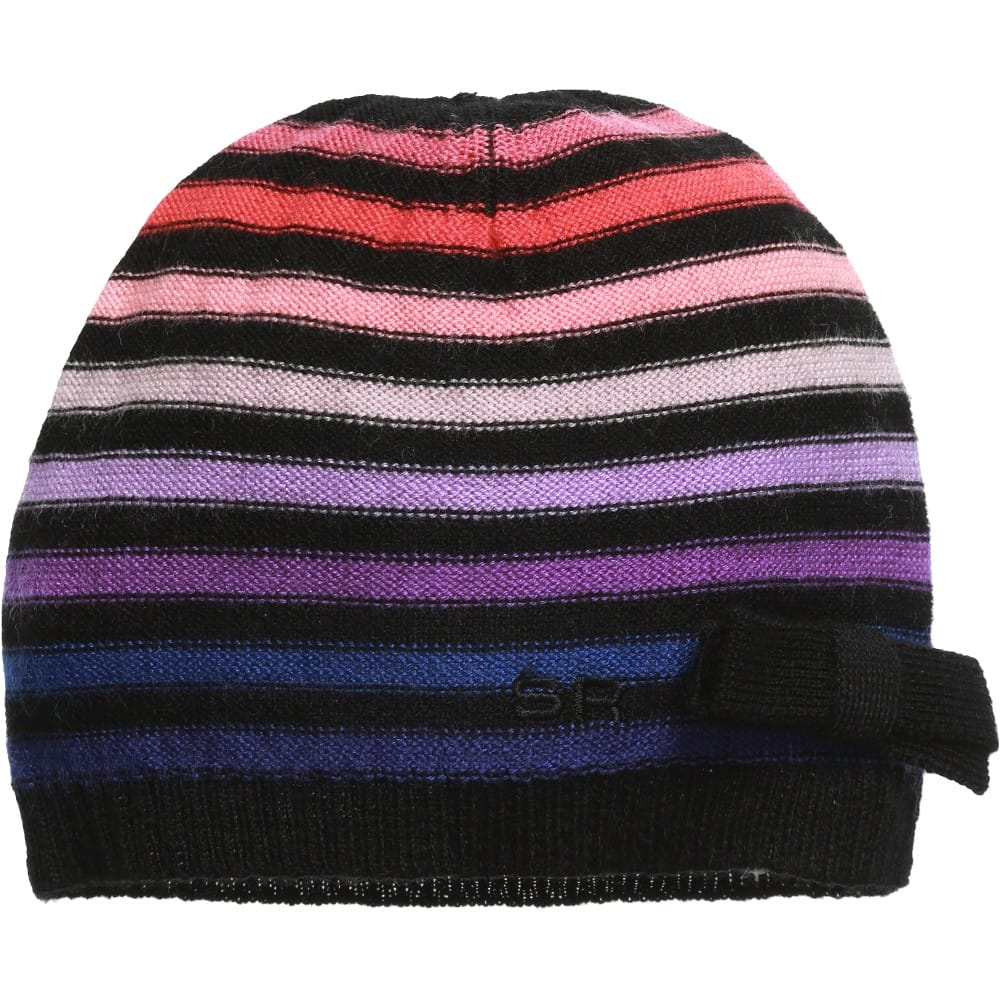 Sonia Rykiel Enfant Baby Girls Fine Knit Signature Stripe Hat