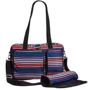 Sonia Rykiel Enfant Signature Stripe Baby Changing Bag (41cm)