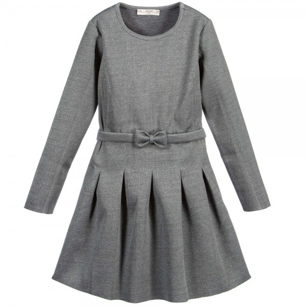 supertrash-girls-grey-melange-neoprene-daurent-dress-1