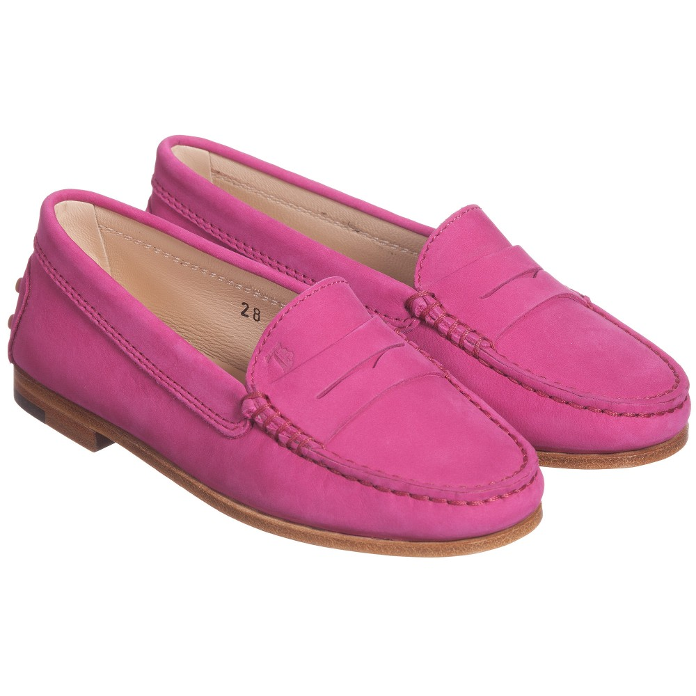 tods-girls-pink-suede-new-citta-loafers-1