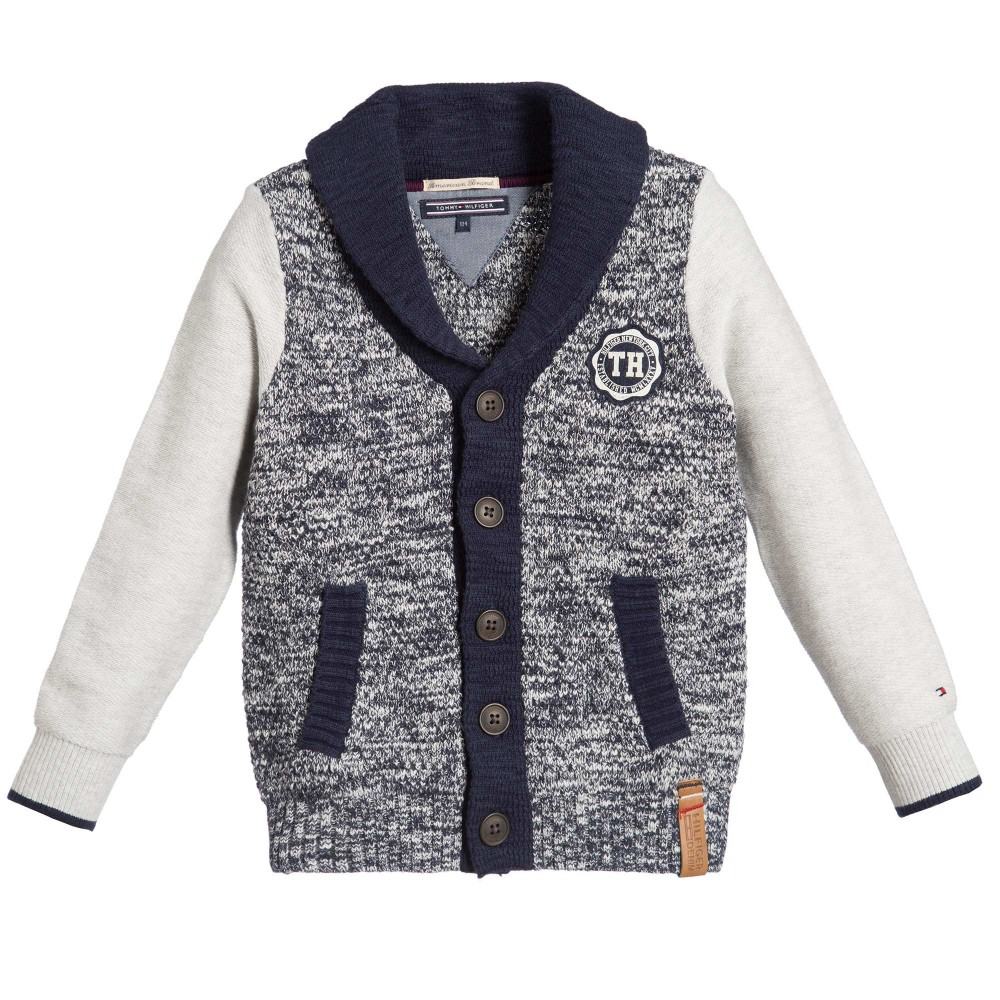 tommy-hilfiger-boys-navy-blue-grey-knitted-cardigan-1