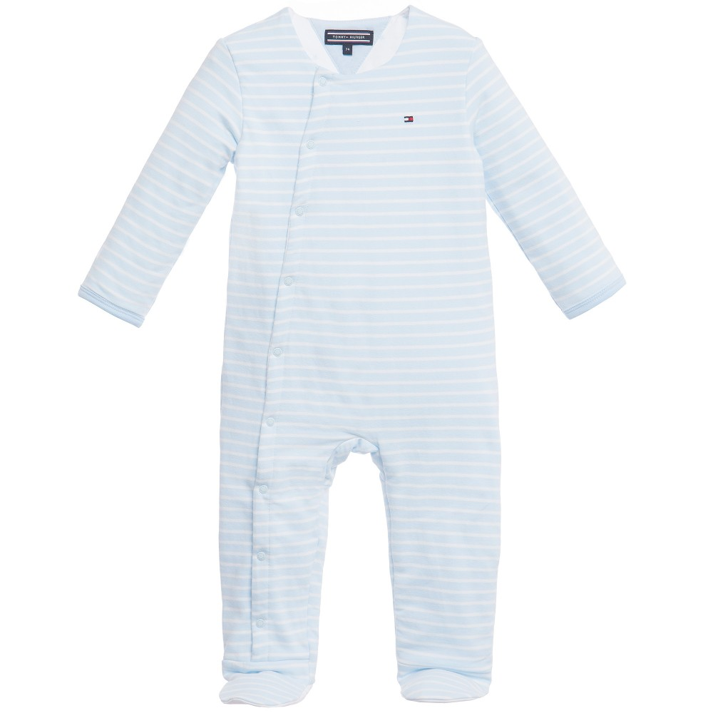 tommy-hilfiger-boys-stripy-pale-blue-padded-cotton-babygrow-1