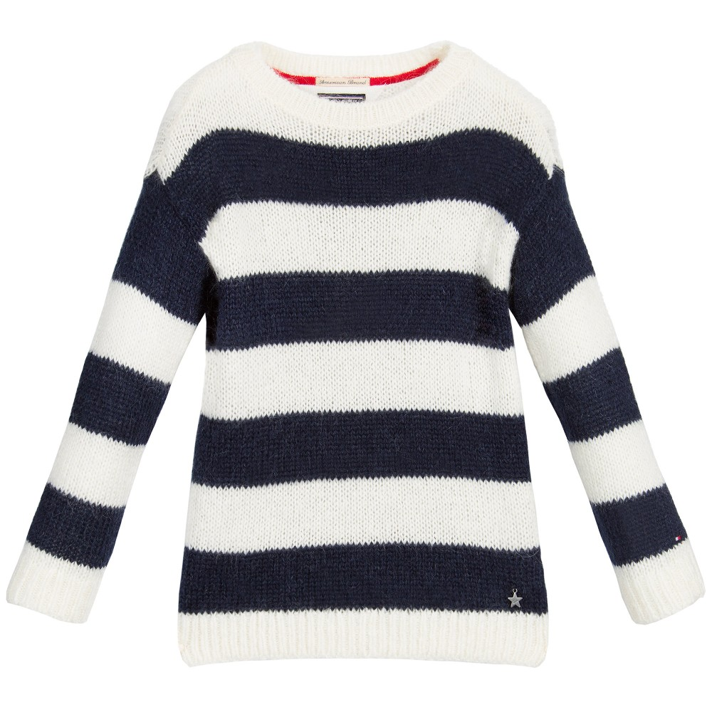 tommy-hilfiger-girls-navy-blue-ivory-stripy-mohair-sweater-1