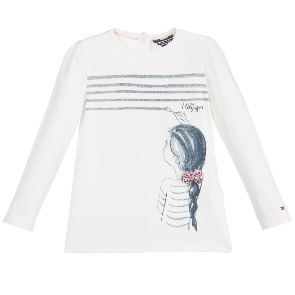 tommy-hilfiger-ivory-girl-printed-long-sleeved-top-1