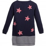 tommy-hilfiger-navy-blue-knitted-cotton-pauline-dress-2