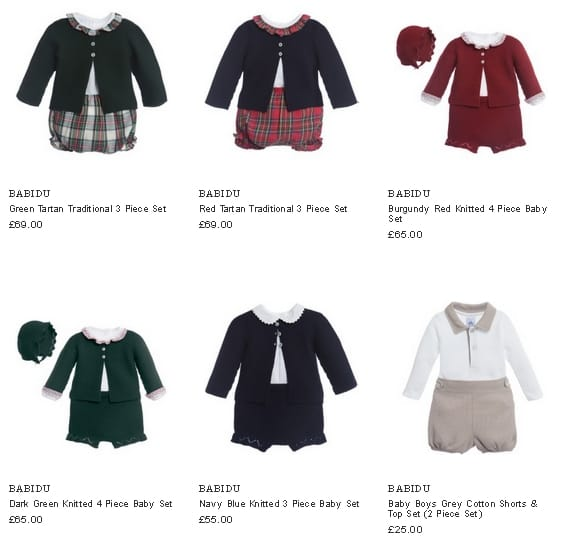 Babidu Baby Clothing2