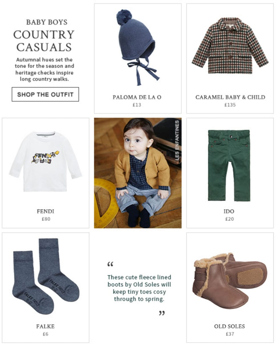 Baby Boys Coutry Casuals
