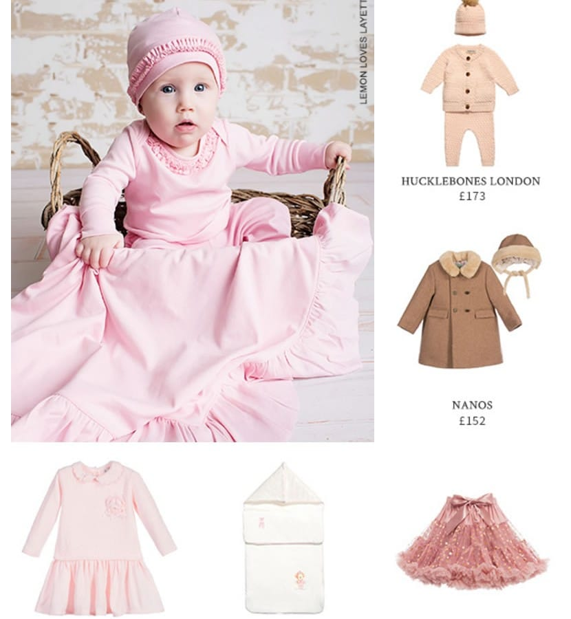 Baby Girls New Season Wear