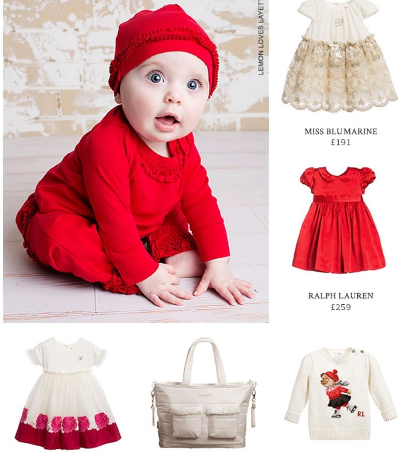 Baby Girls Spring 2016 Designers Clothes