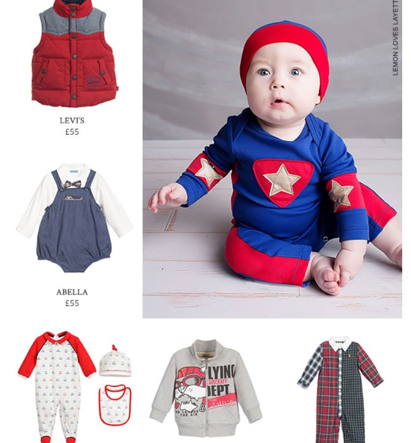 Baby boys winter 2015