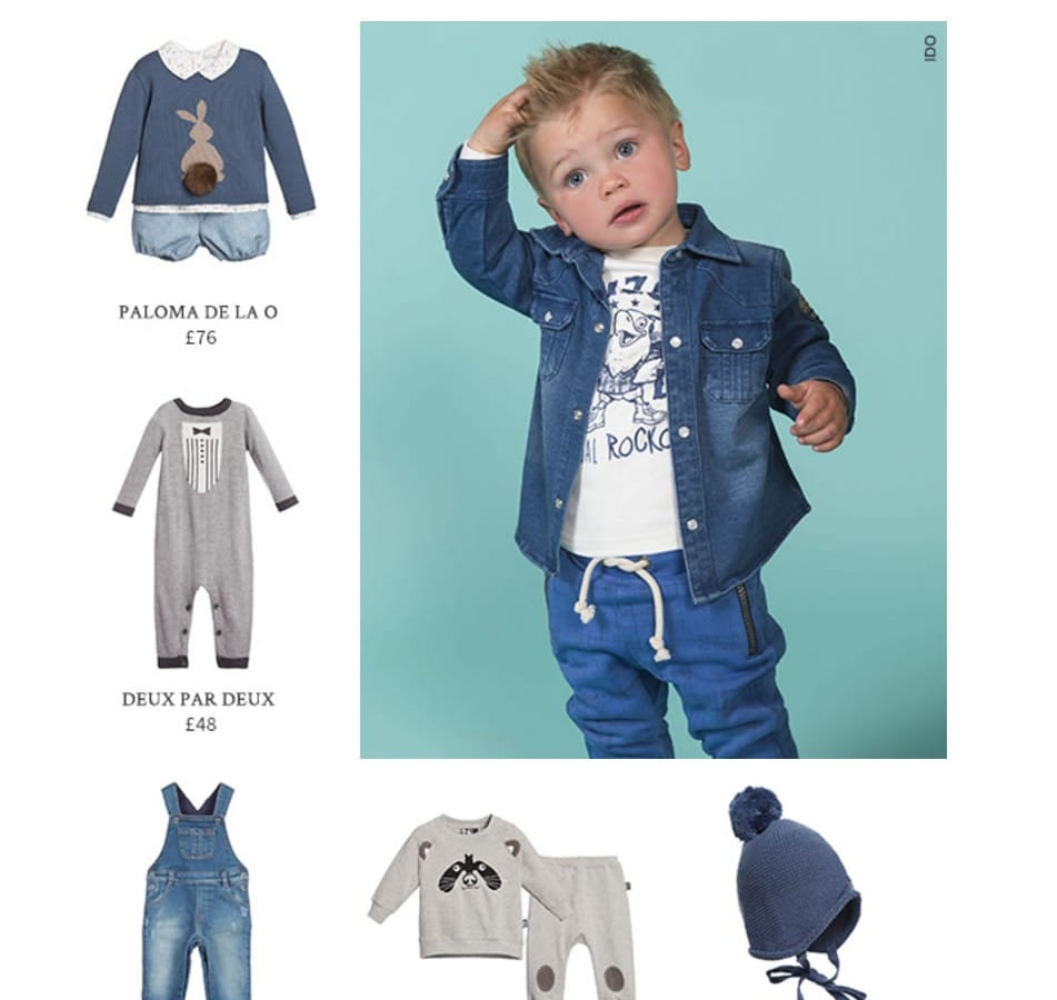 baby boys collection 2016