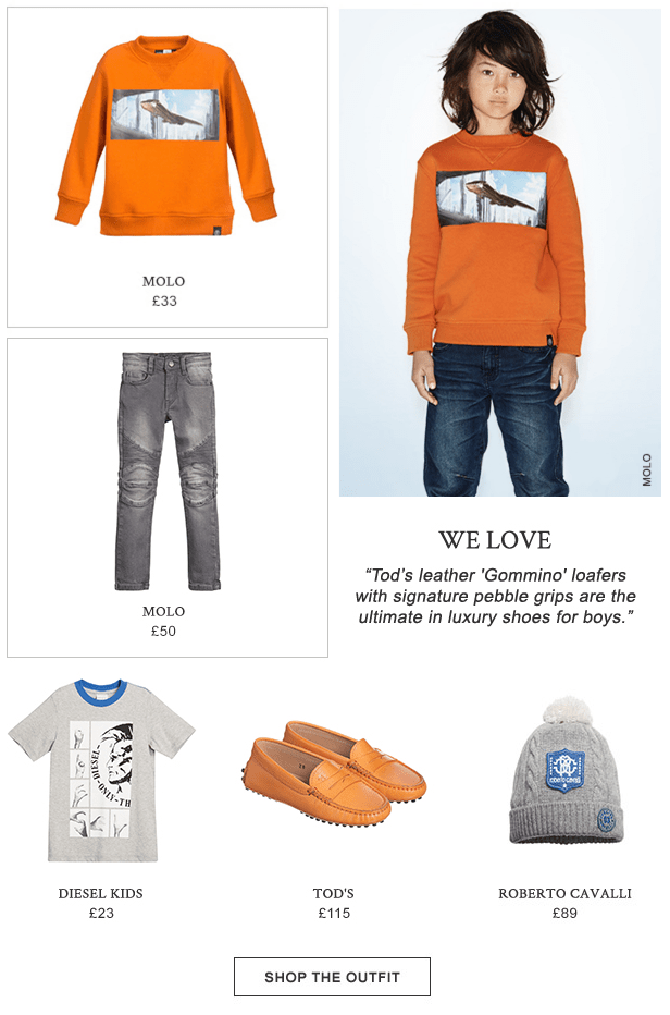 Orange Colour Boys Designers Outfit