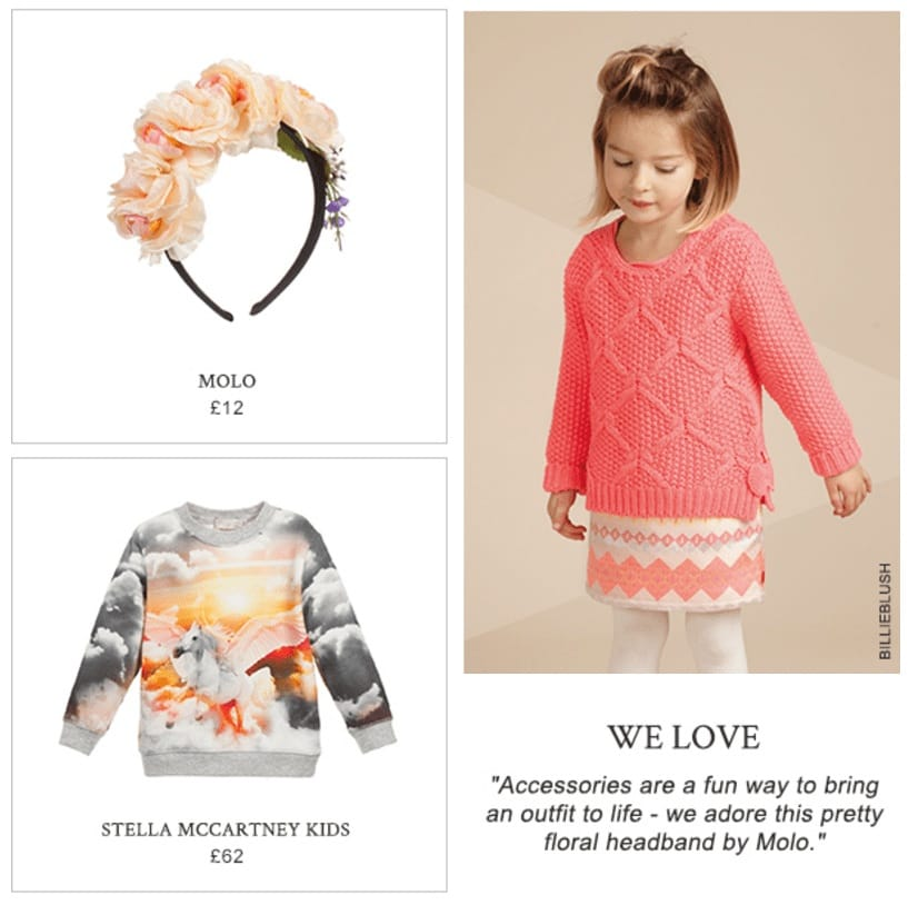 orange kids clothes