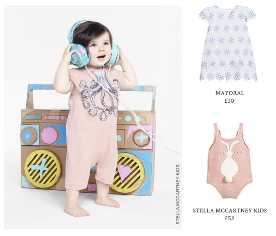 Baby girls new collection