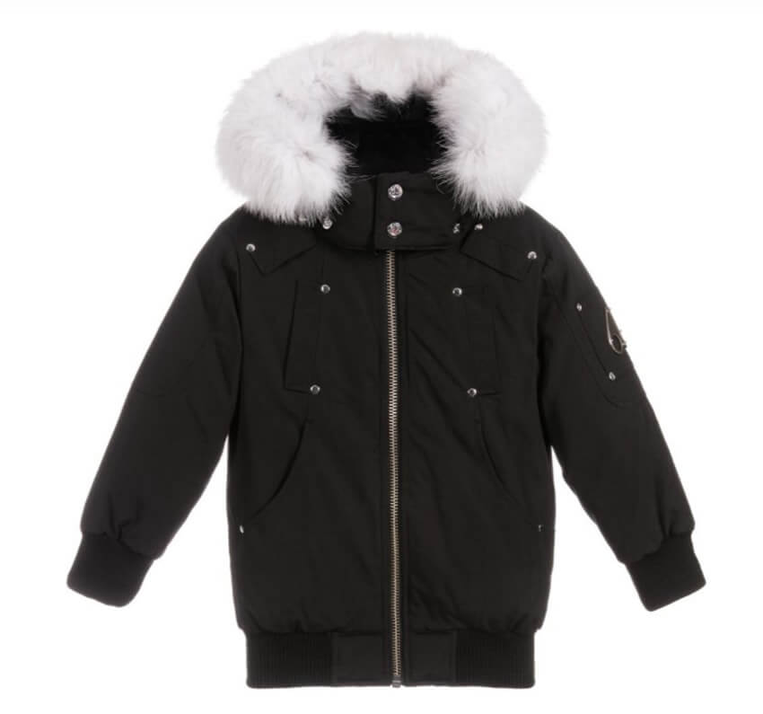 Moose Knuckles Premium Kids Outerwear