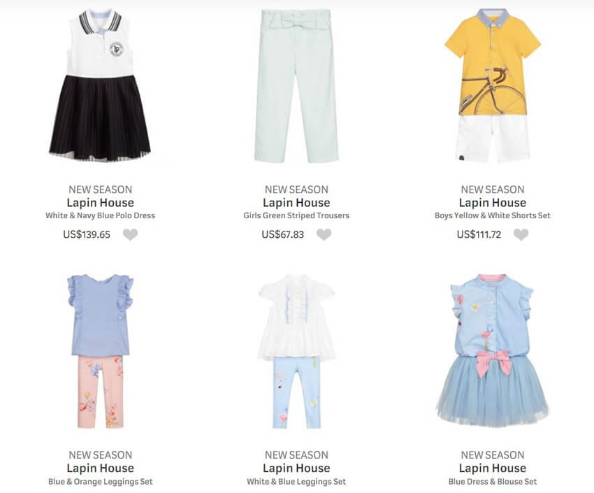 Lapin House Children Clothes